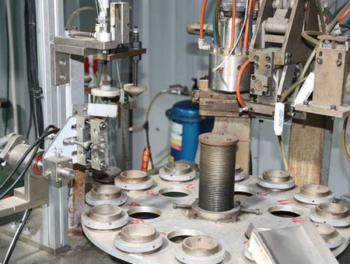 化妆品软管生产设备